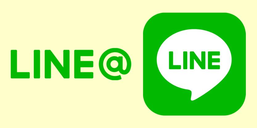 LINE@&LINE