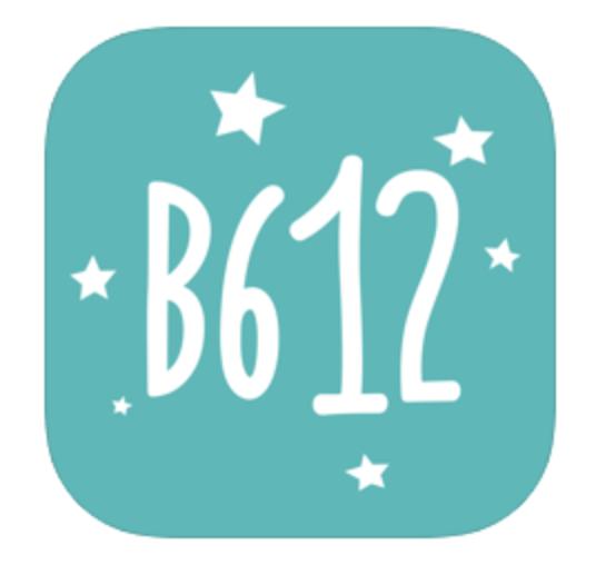 美肌アプリB612