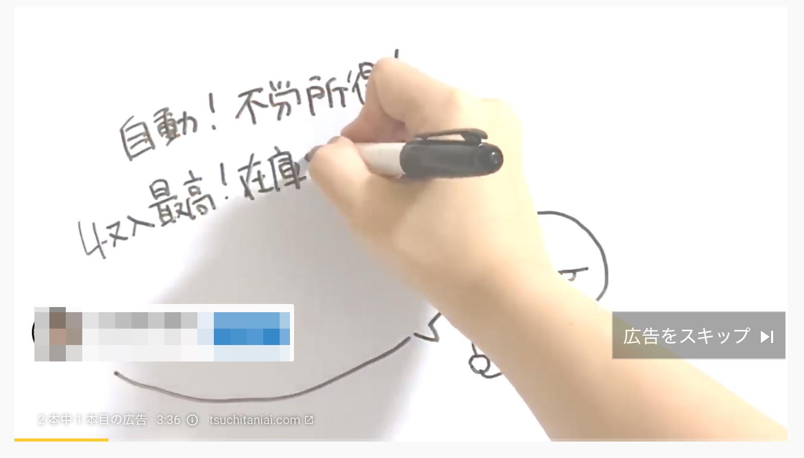 ・Google動画広告(YouTube)