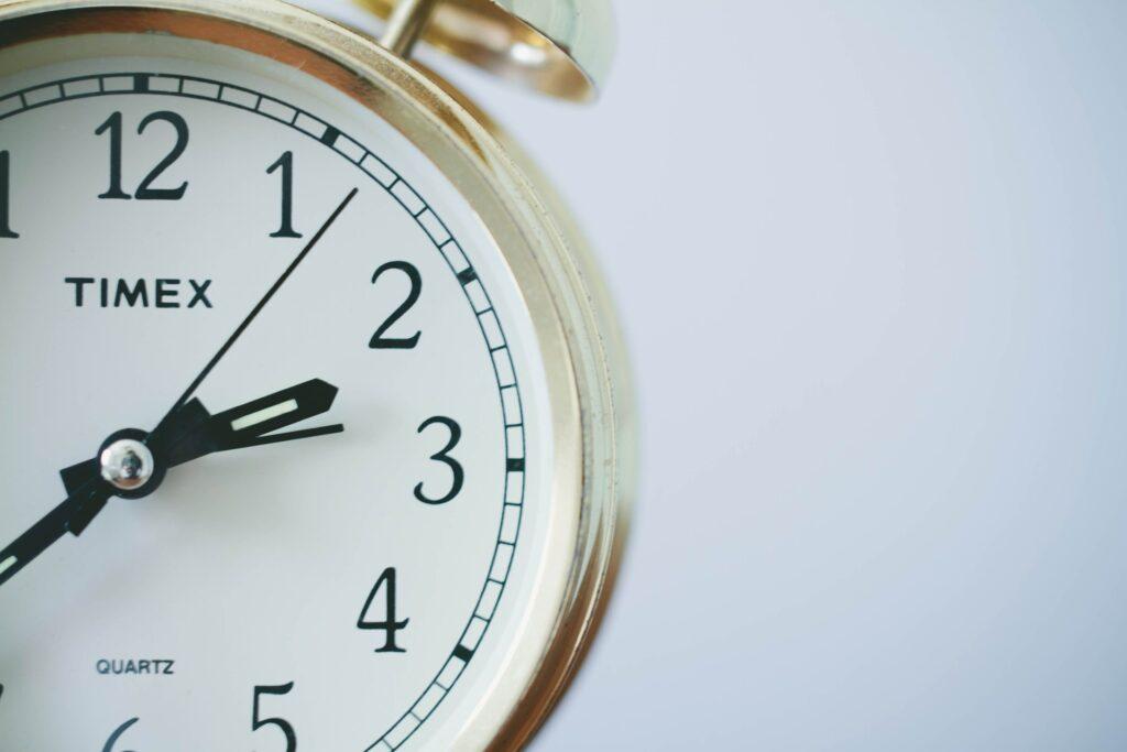 時間を計算する