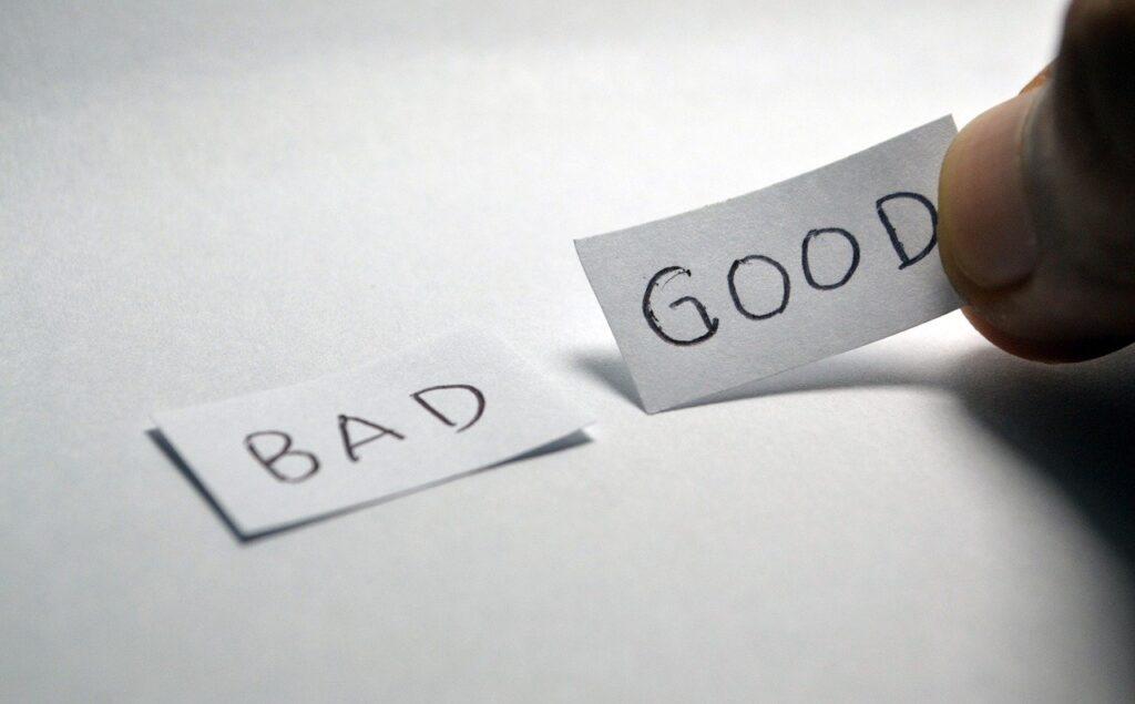 善悪の基準